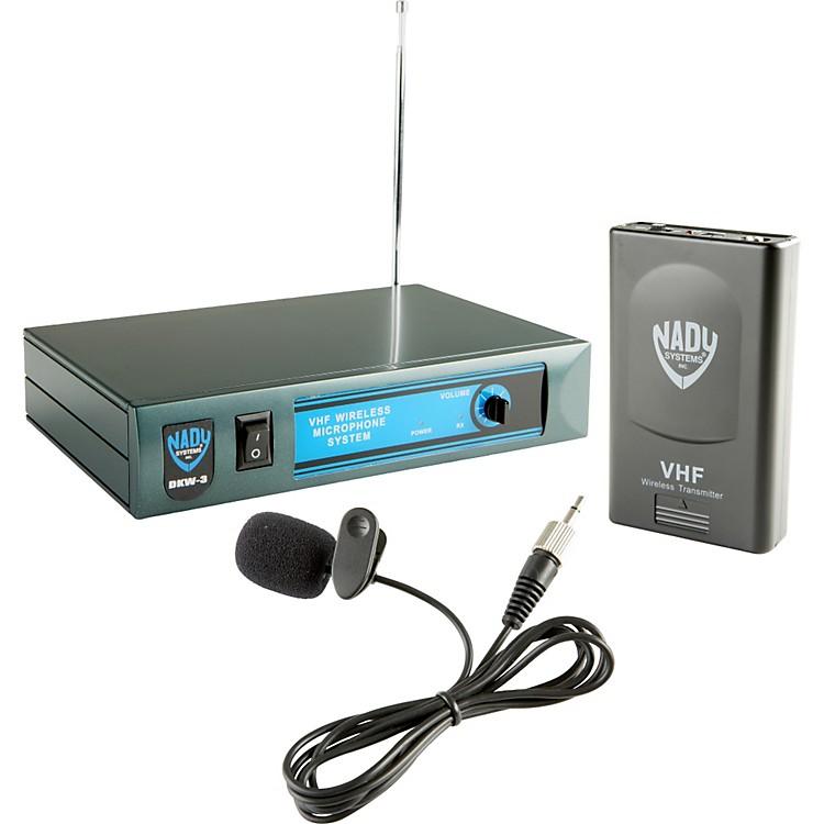 NadyDKW-3 LT/O Lav Wireless SystemBand R