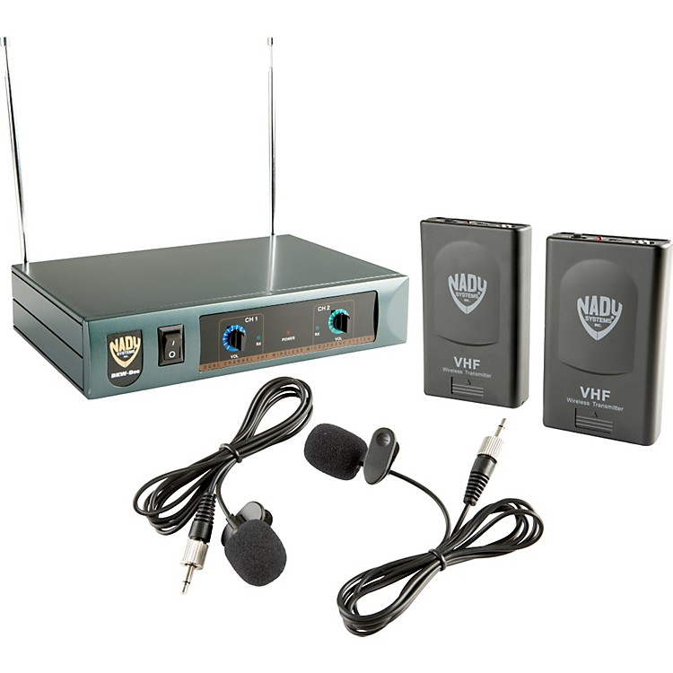 NadyDKW-DUO LT/O Lav Wireless SystemBand P and R