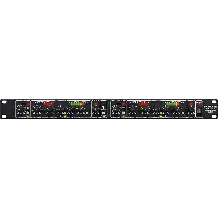 Drawmer DL 241XLR 2-Channel Compressor