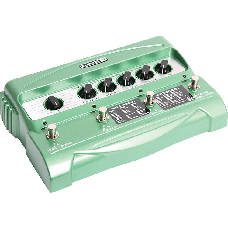 Line 6 DL4 Delay Guitar Effects Pedal