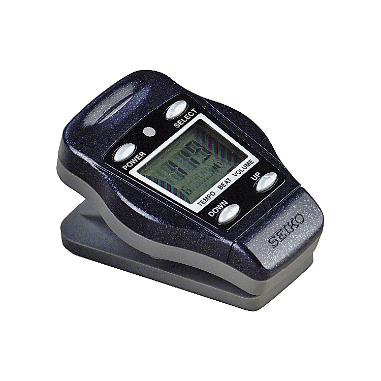 SeikoDM50L MetronomeBlack