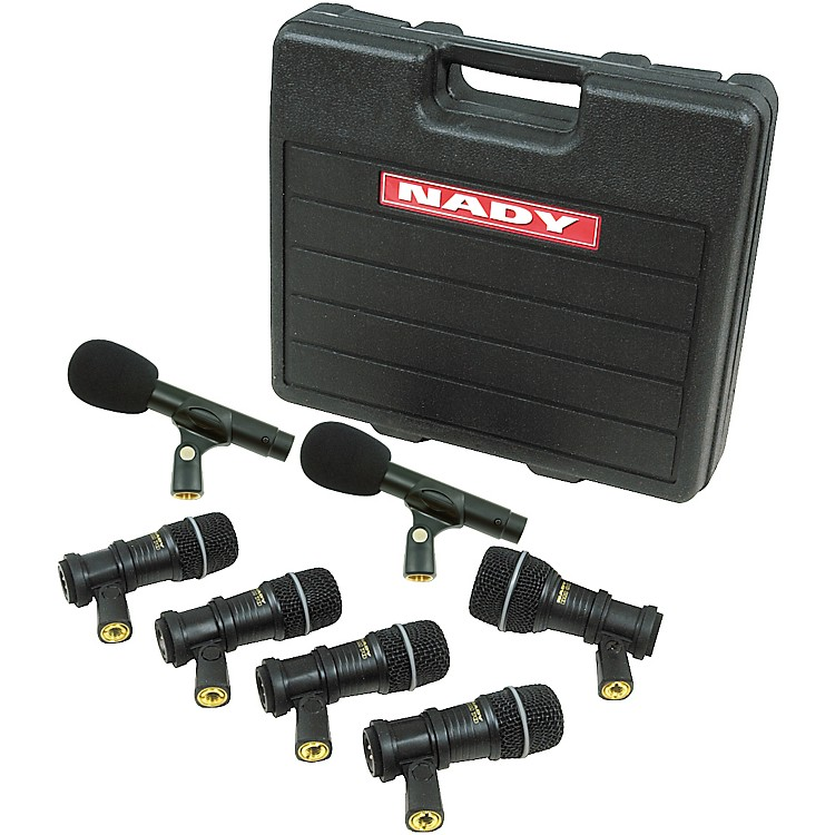 Nady DMK-7 Drum Mic Package