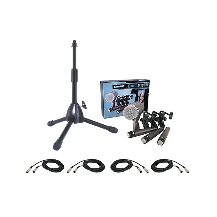 ShureDMK57-52 Drum Mic Package
