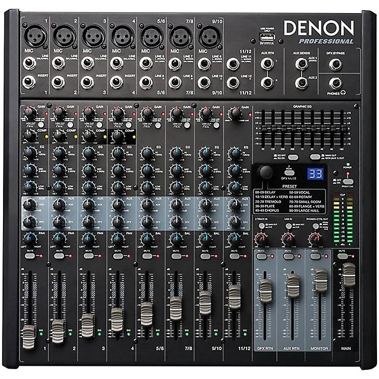 DenonDN-412X 12-Channel Mixer