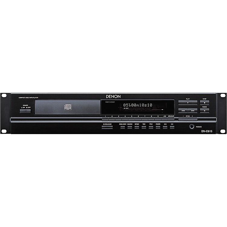 DenonDN-C615 Rackmount CD Player