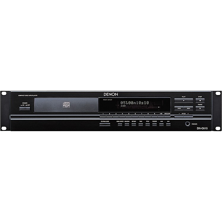 Denon DN-C615 Rackmount CD Player