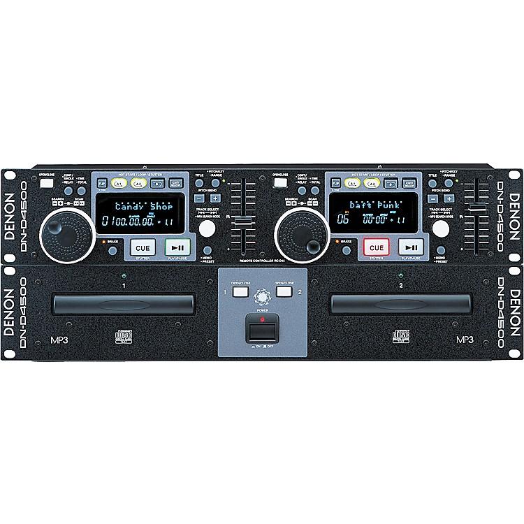 DenonDN-D4500 Dual CD/MP3 Player