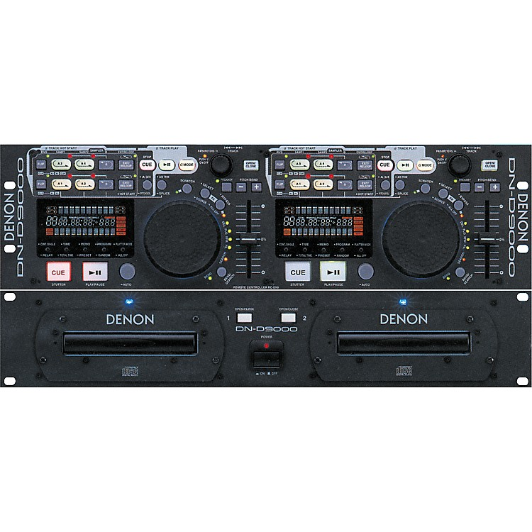 Denon DN-D9000 Dual Pro CD Player