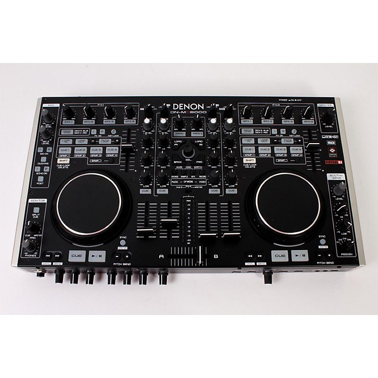 Denon DN-MC6000 Professional Digital Mixer & Controller Regular 888365167428