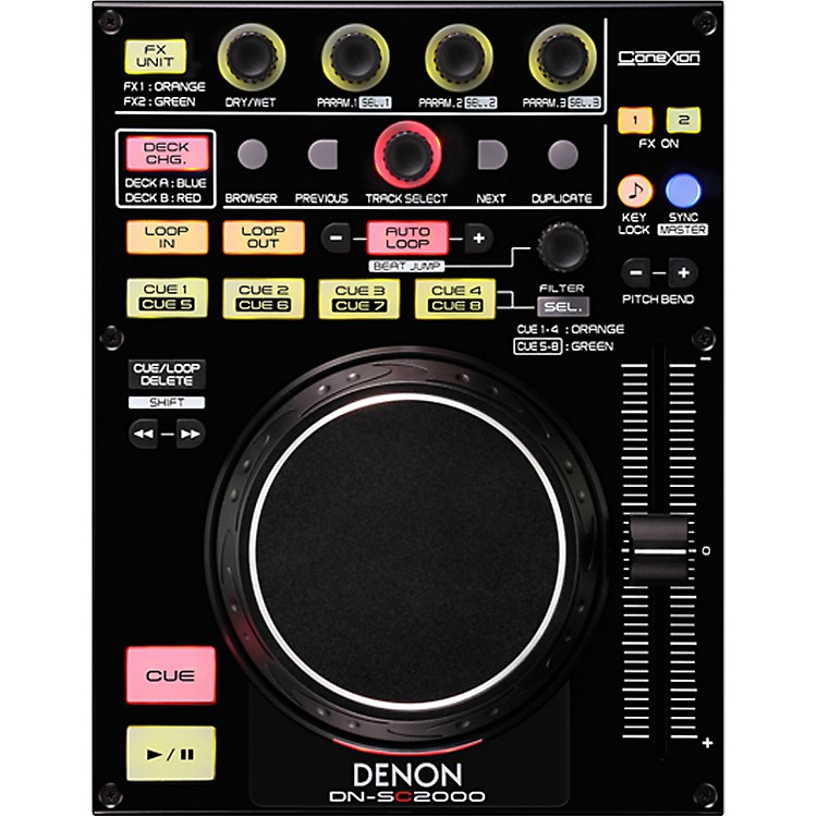 DenonDN-SC2000 MIDI Controller