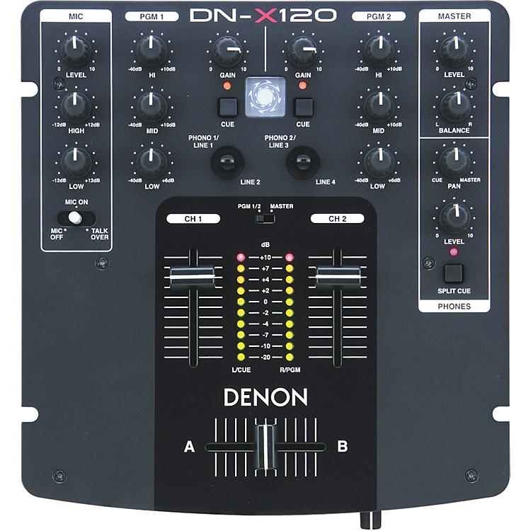 DenonDN-X120 Compact Performance DJ Mixer