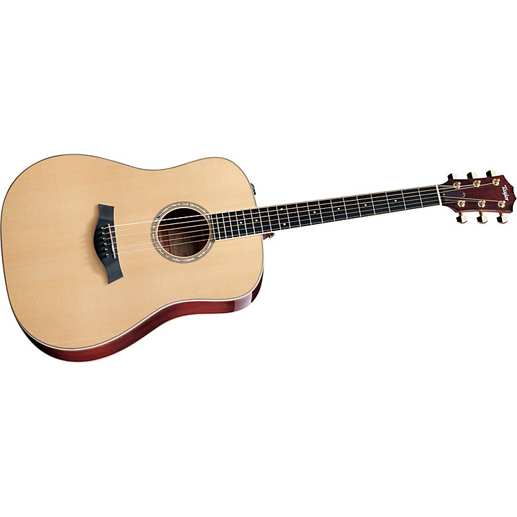 TaylorDN4-L Ovangkol/Spruce Dreadnought Left-Handed Acoustic Guitar