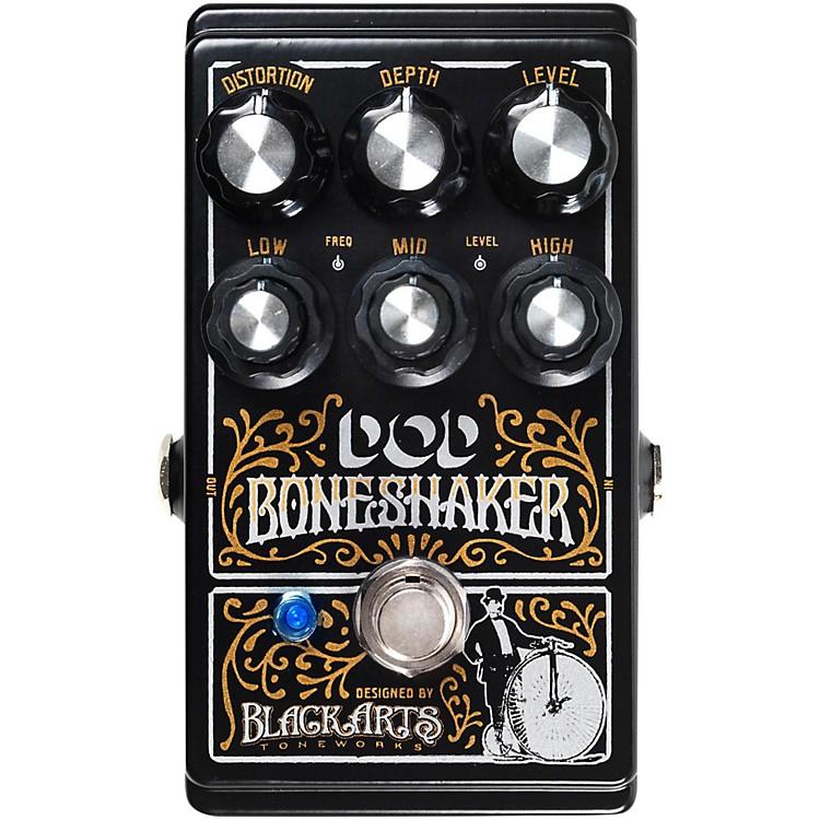 DigiTechDOD Boneshaker Distortion Guitar Effects Pedal