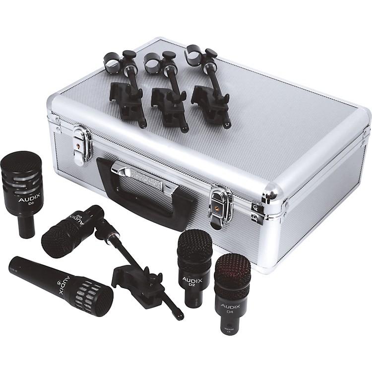 AudixDP 5A 5-Piece Drum Mic Kit