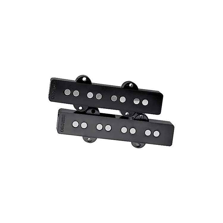 DiMarzio DP149 Ultra Jazz Bass Pickup Set Black