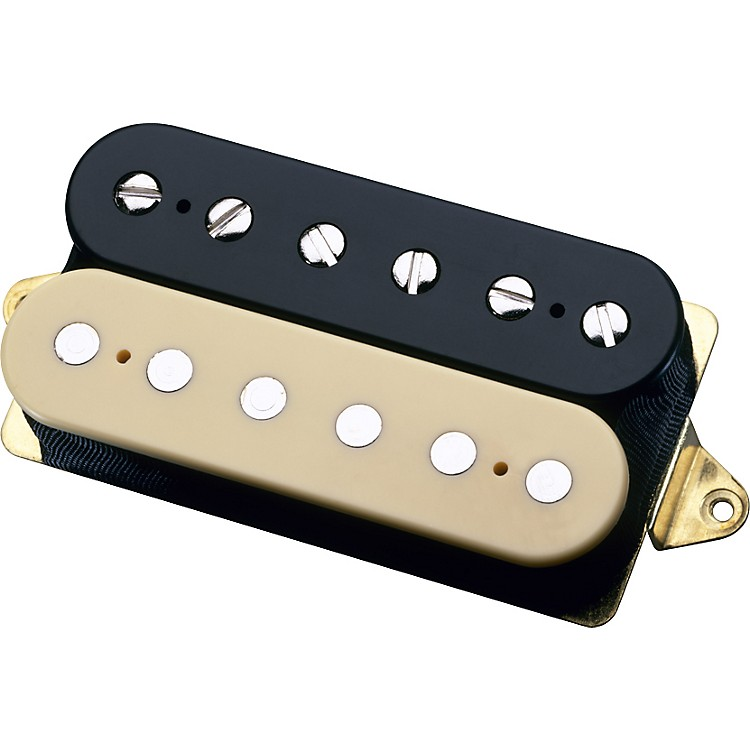 DiMarzio DP155 Tone Zone Humbucker Pickup Black F-Space