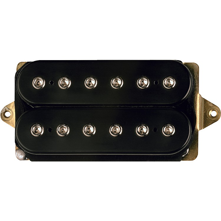 DiMarzio DP156 Humbucker From Hell Black/Cream