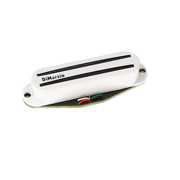 DiMarzio DP186 Cruiser Neck Pickup White