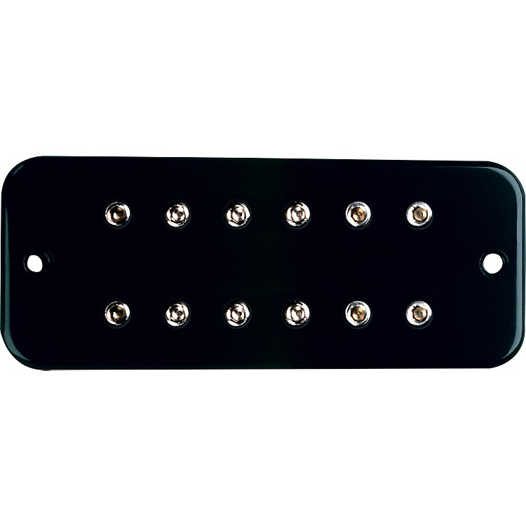 DiMarzio DP209 Super Distortion P-90 Humbucker Pickup Black