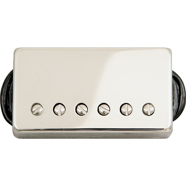 DiMarzio DP223 PAF Bridge Humbucker 36th Anniversary Electric Guitar Pickup Black Regular Spacing