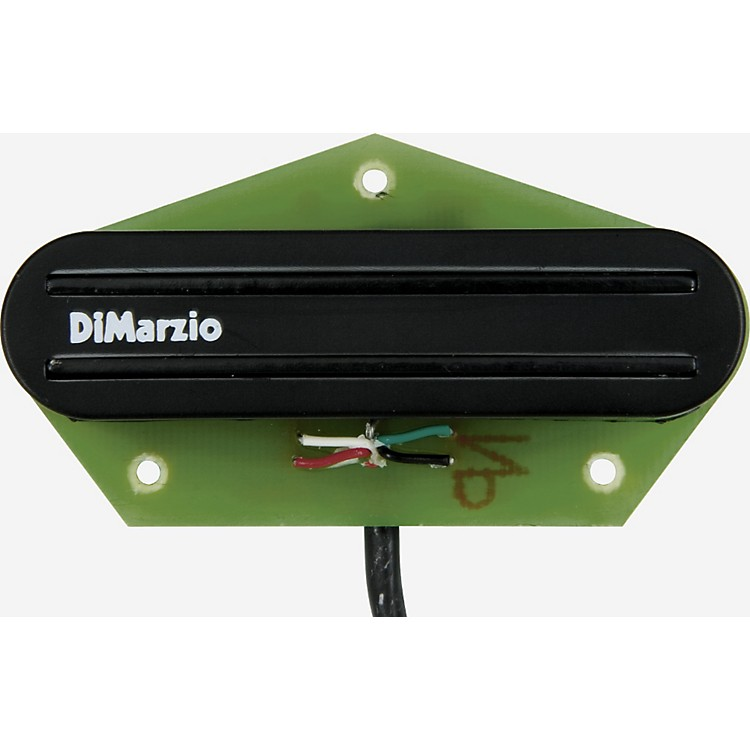 DiMarzio DP384 Special Chopper Tele Bridge Pickup Black