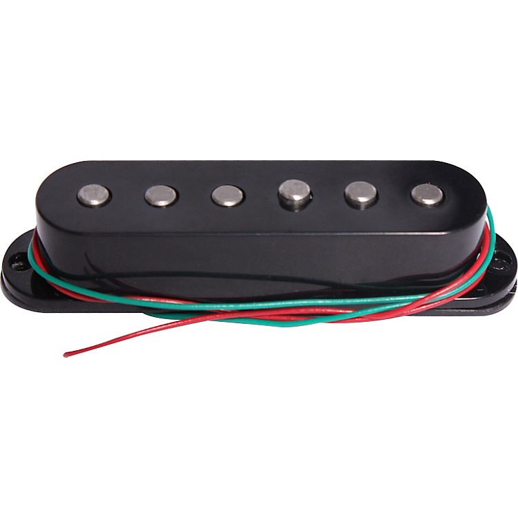 DiMarzio DP409 Virtual Vintage Heavy Blues 2 Strat Pickup Black