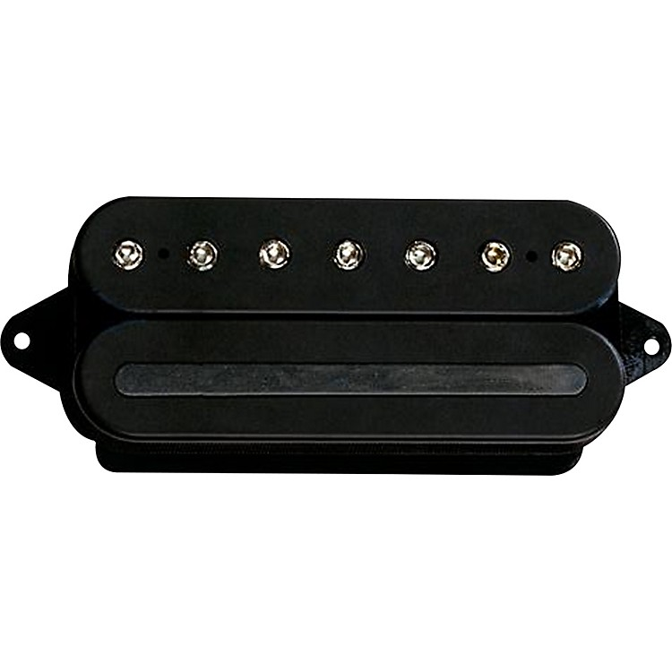 DiMarzio DP708 Crunch Lab 7-String - Bridge Pickup Black
