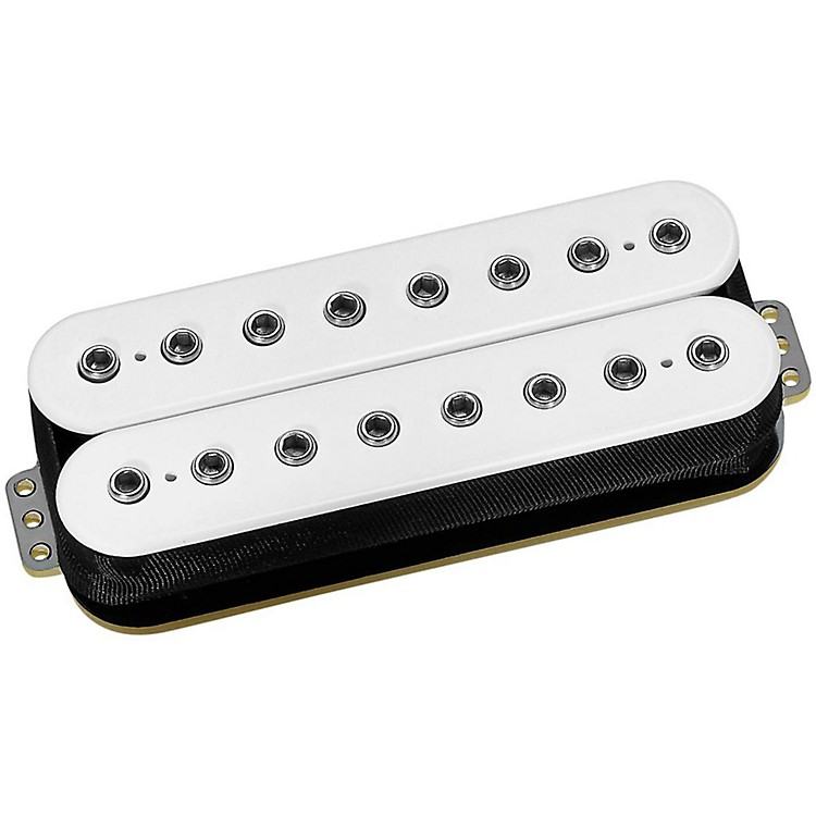 DiMarzio DP809 Ionizer 8-String Neck Humbucker Pickup White