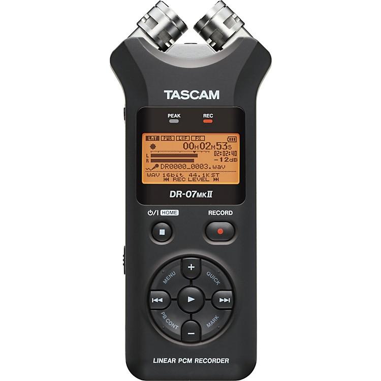 TASCAMDR-07mkII Handheld Digital Recorder