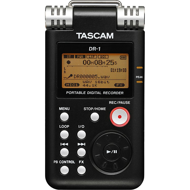 Tascam DR-1 Portable Digital Recorder