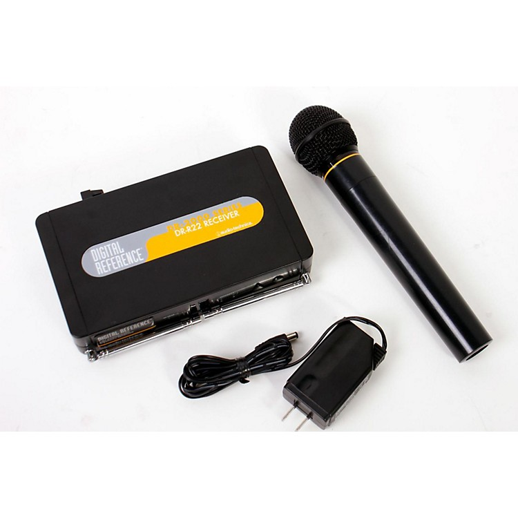 Digital Reference DR-2606 Vocal Wireless Microphone System  888365166377