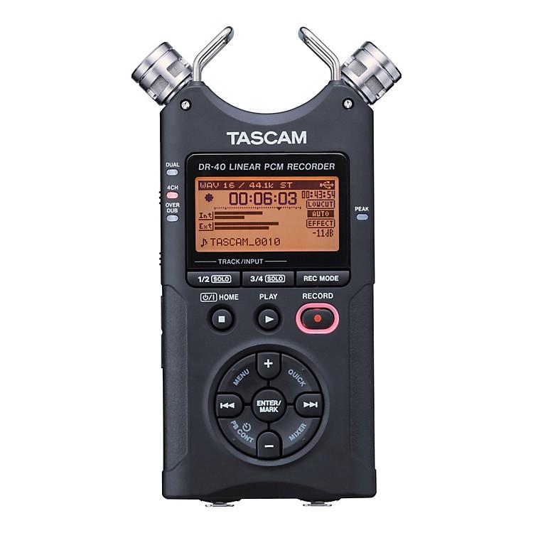 TASCAMDR-40E Portable Digital Recorder