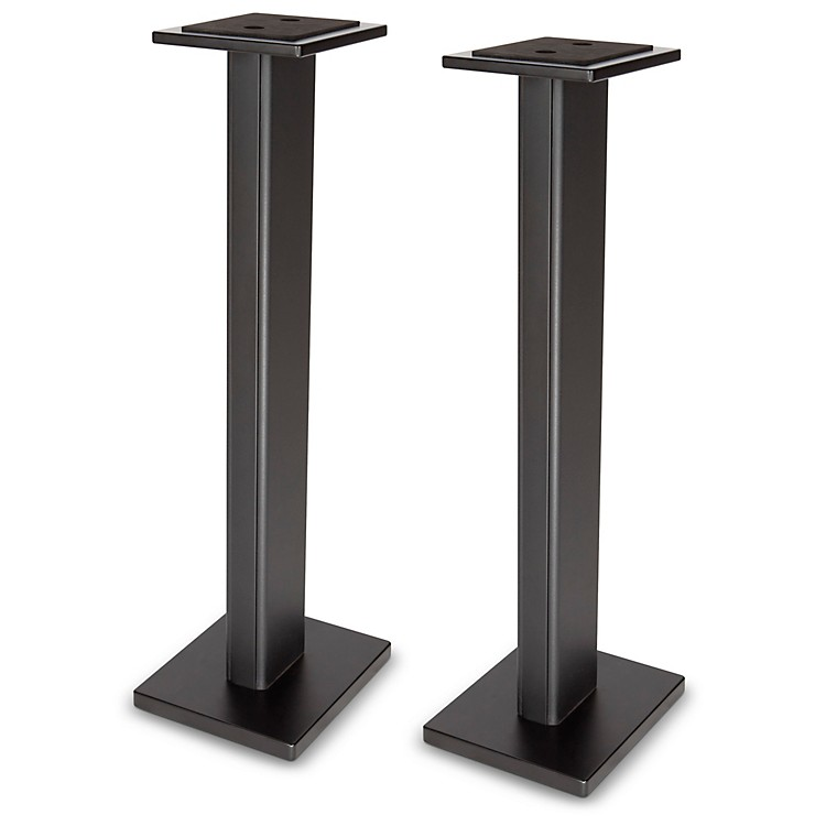 DR ProDRPRO SMS1BK Wood Studio Monitor Stand (Pair)BLACK