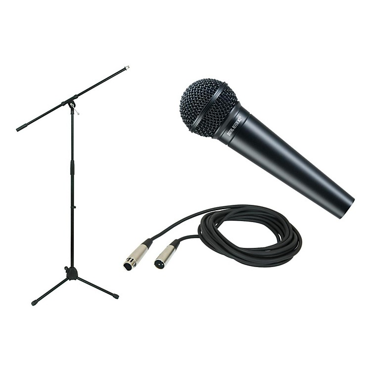 Digital Reference DRV100 Dynamic Mic Package 2 Black