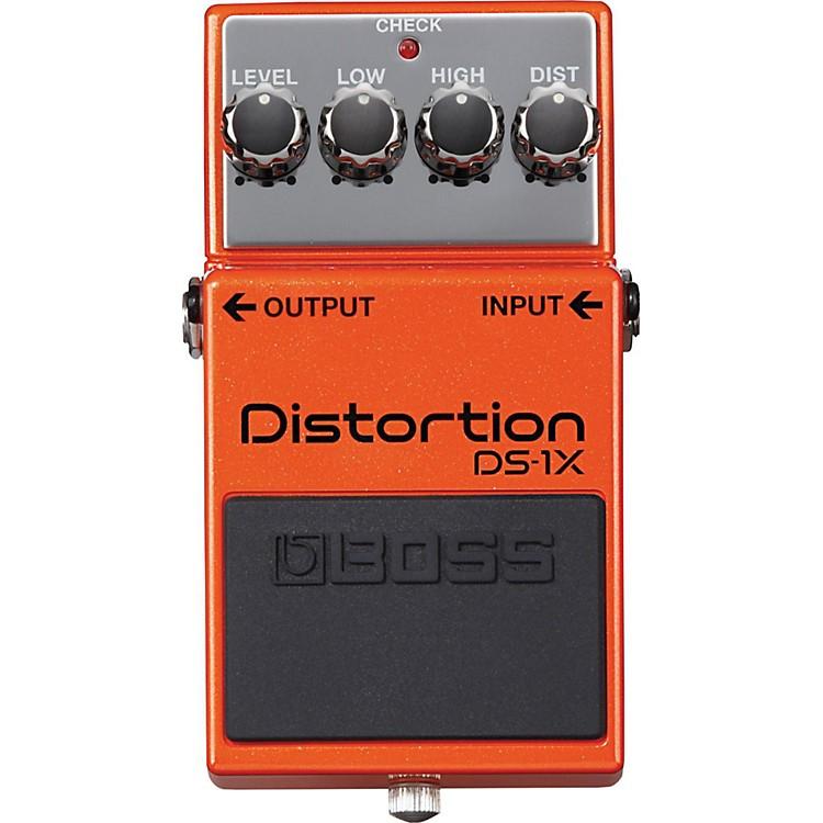 BossDS-1X Distortion Guitar Effects Pedal