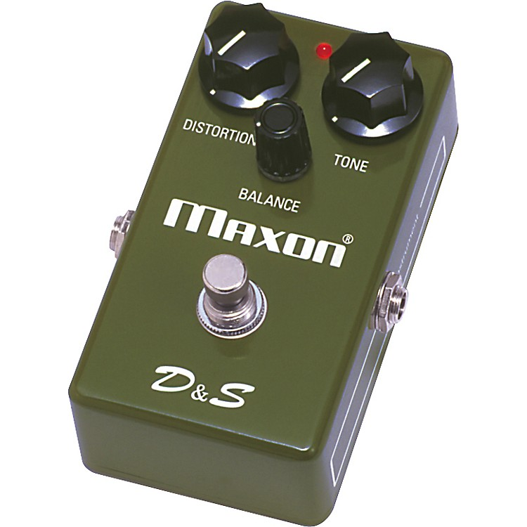 MaxonD&S Distortion and Sustainer