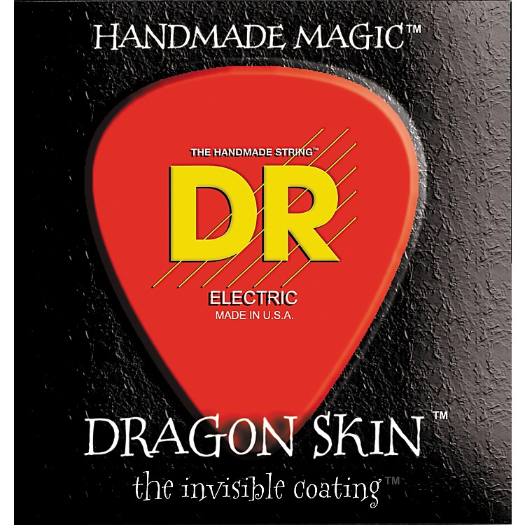 DR StringsDSB6-30 Dragon Skin Coated Medium 6-String Bass Strings