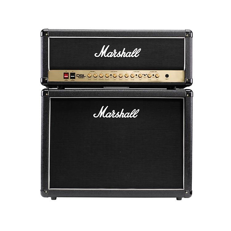 MarshallDSL100H / MX212 100W 2x12 All Tube Guitar Stack w/ Celestion Seventy 80's