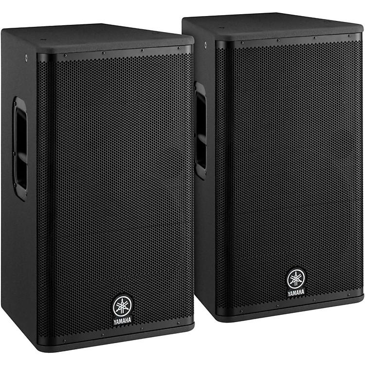 YamahaDSR115 Speaker Pair