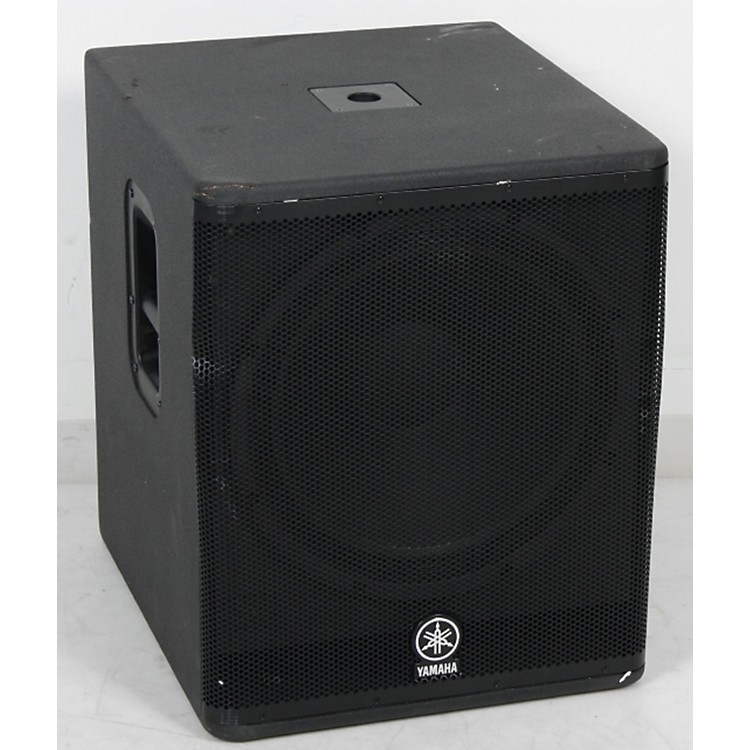 Yamaha DSR118W Active Subwoofer Regular 886830382260