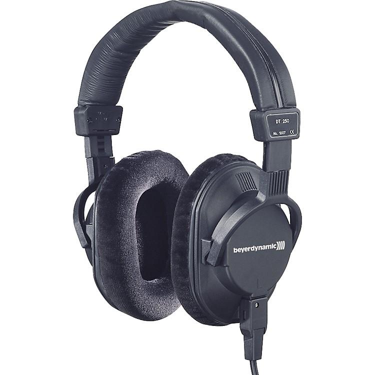 BeyerdynamicDT 250-80 Professional Closed Headphones - 80 Ohms