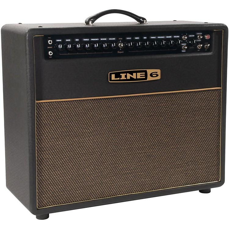 Line 6DT50 112 25/50W 1x12 Guitar Combo Amp