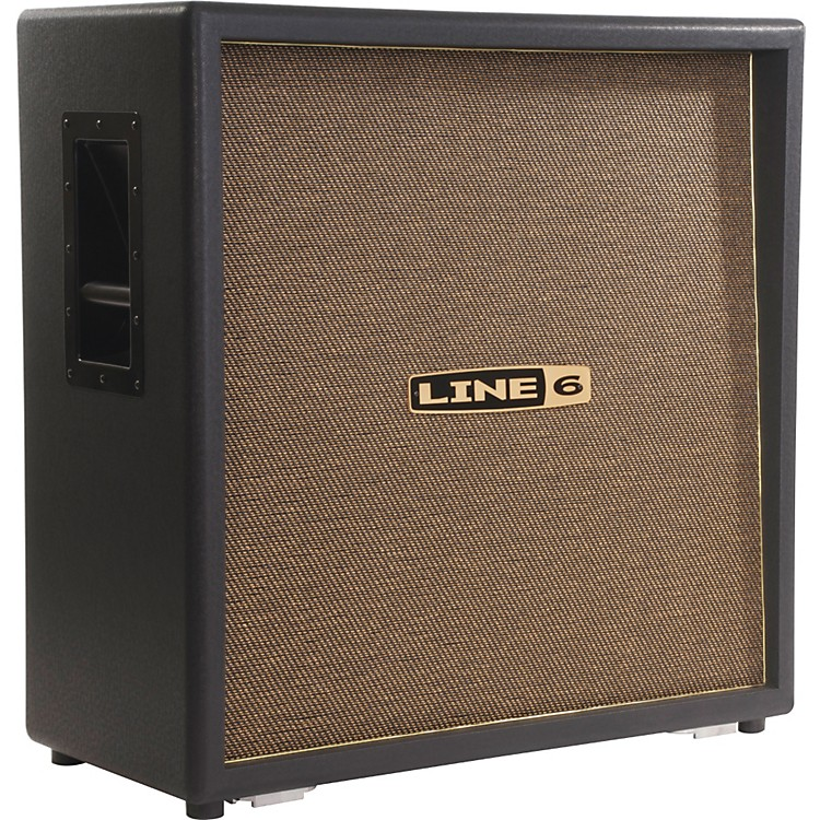 Line 6DT50 412 4x12 Guitar Speaker Cabinet