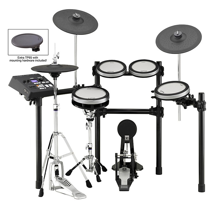 Yamaha Dtxk Electronic Drum Kit Review