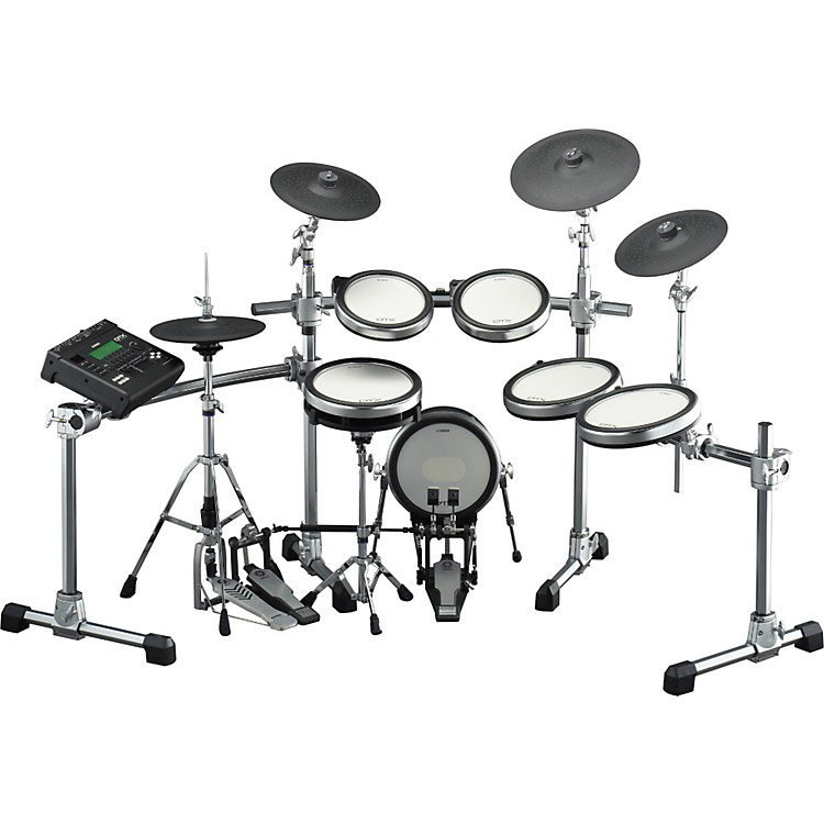 Yamaha dtx950k electronic drum set music123 for Electric drum set yamaha