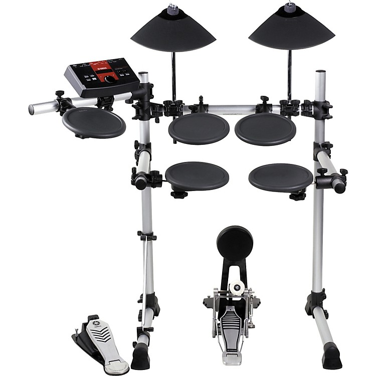 Yamaha dtxplorer electronic drum set music123 for Electric drum set yamaha