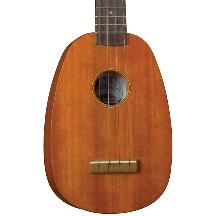 Diamond Head DU-200P Pineapple Ukulele Natural Rosewood Fingerboard