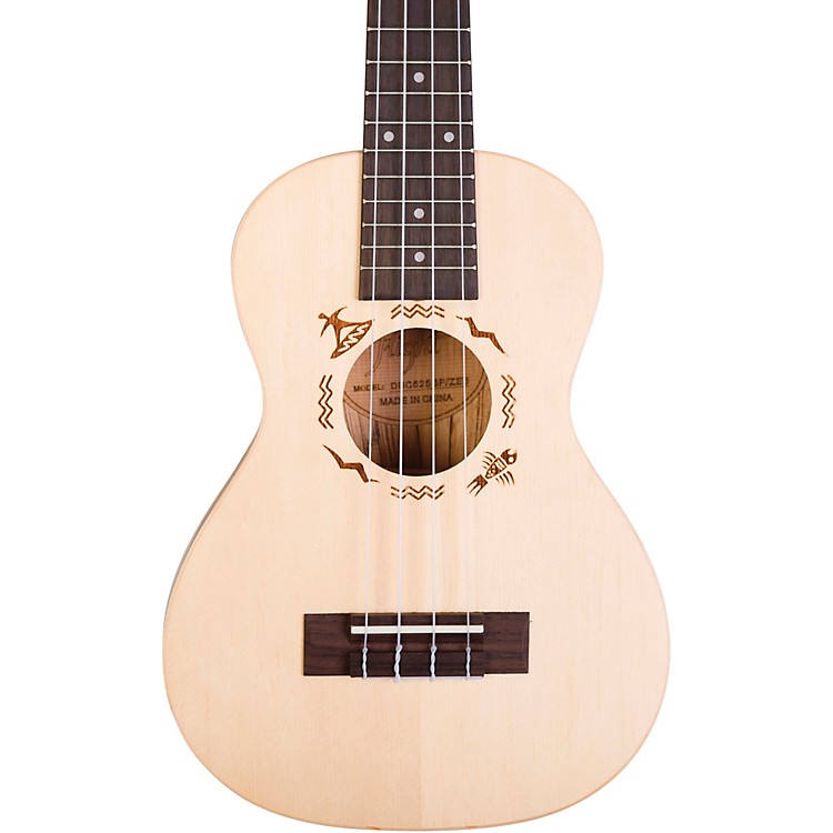 Flight DUC 525 Concert Ukulele Natural