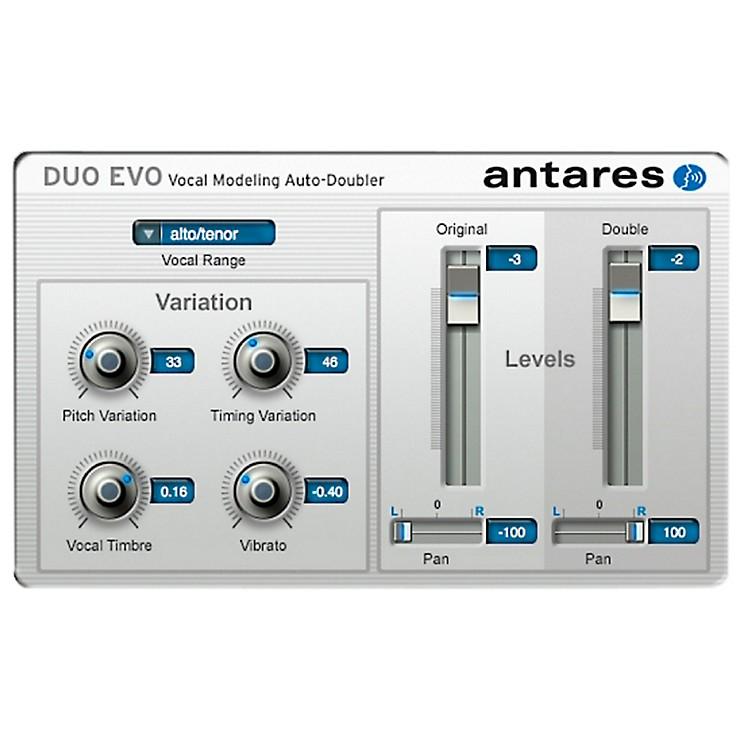 AntaresDUO Evo (VST/ AU/ RTAS) Software