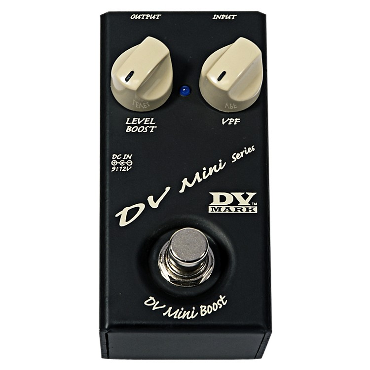 Markbass DV Mini Boost Compact Guitar Boost Effects Pedal With Filter